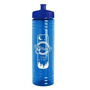 Kings Apparel 28 oz Sports Water Bottle with Flip Straw