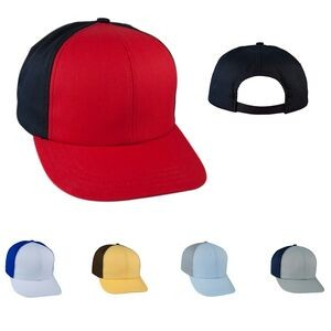 Prostyle Twill Contrast Back Cap - Embroidery
