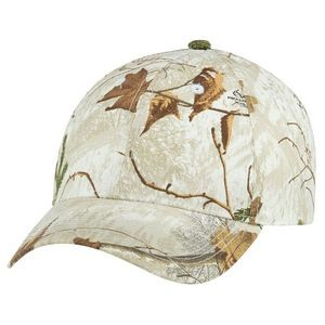Constructed Full Fit Hunting Cap - Mossy Oak break Up® or Realtree® or Realtree